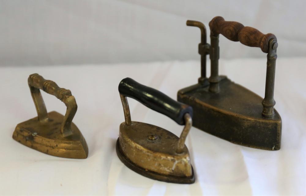 Miniature Irons