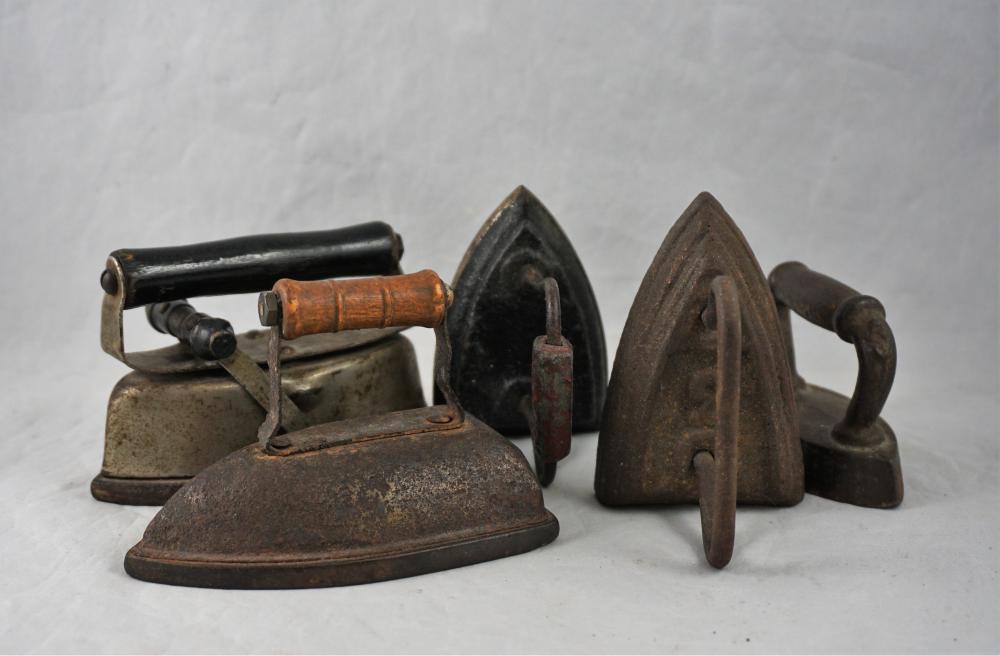Miniature iron assortment