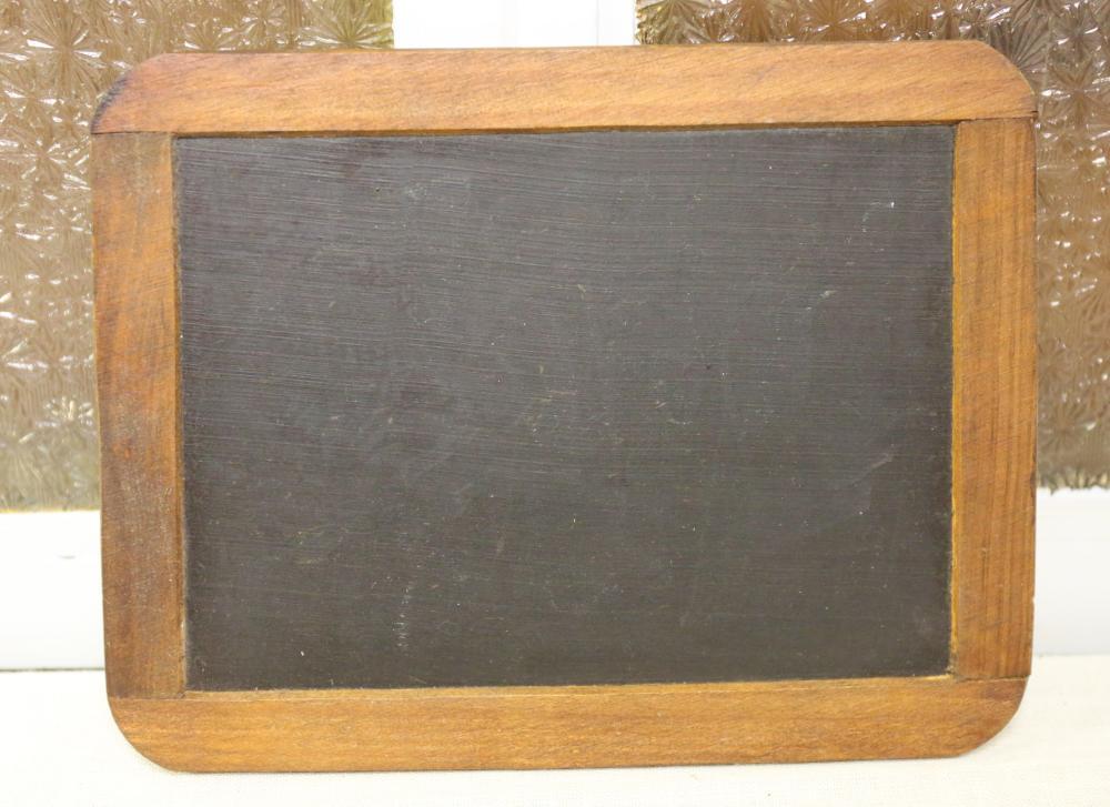 Chalk Board w/ wood Frame