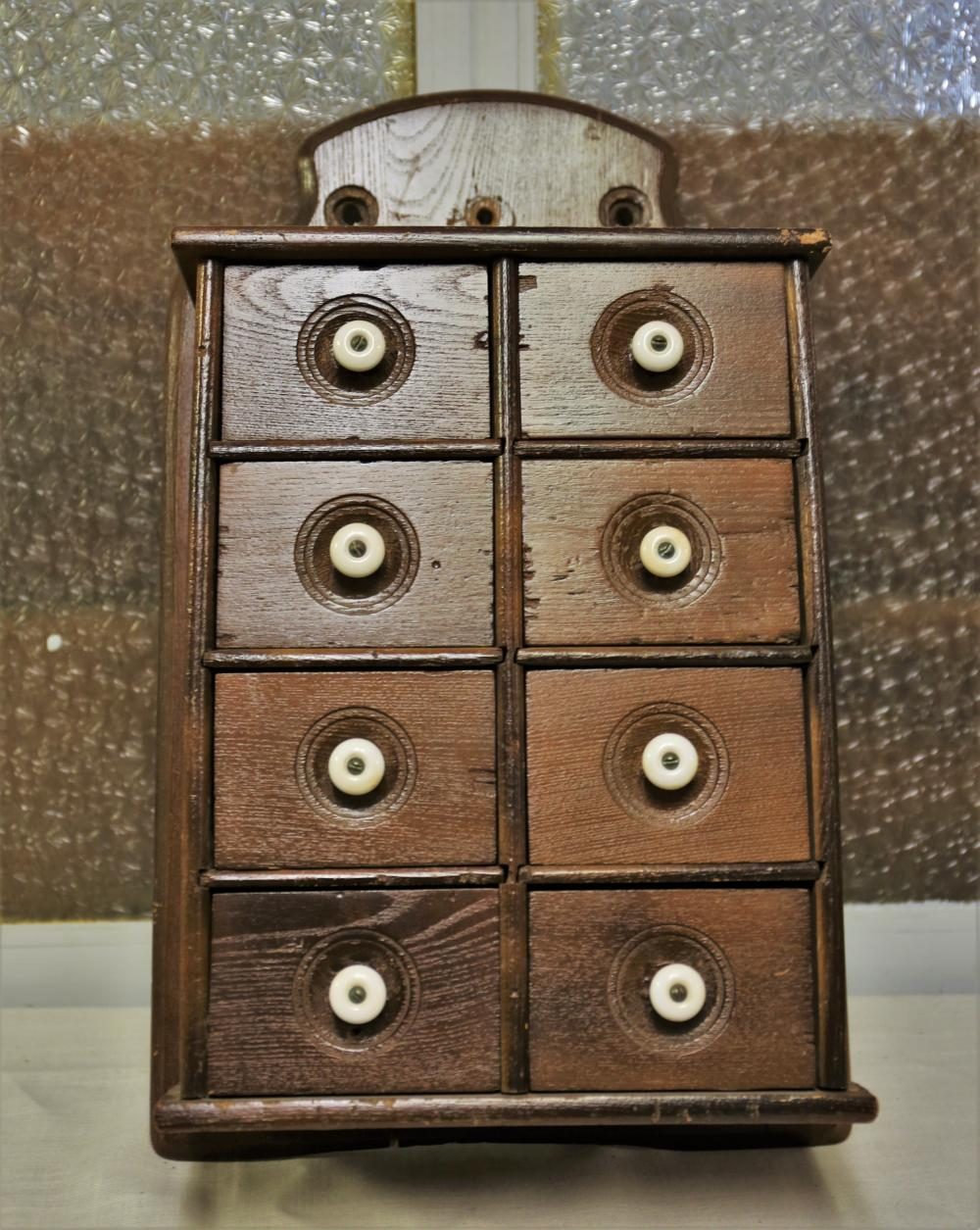 Colonial Spice cabinet