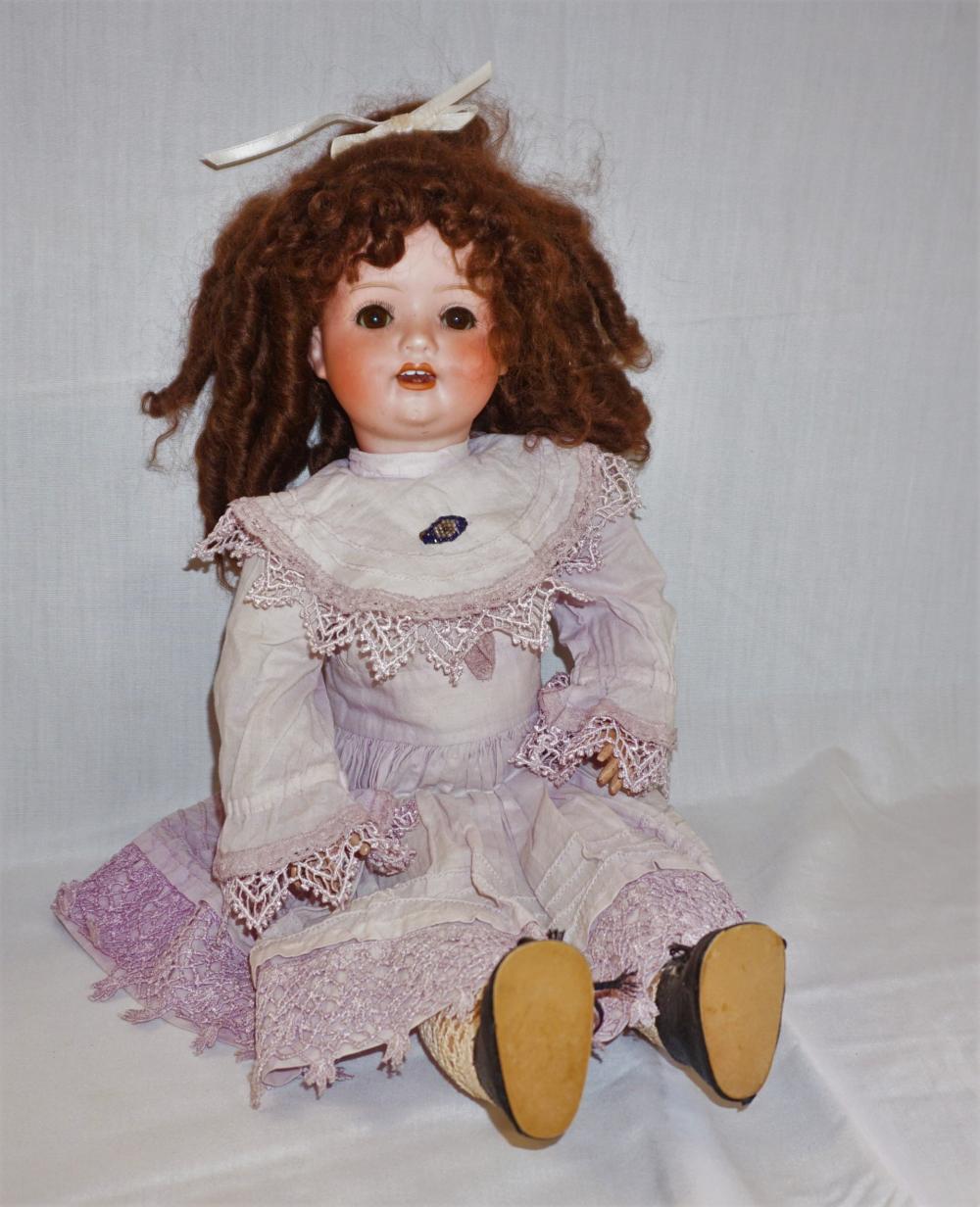 Heubach-Koppelsdorf doll