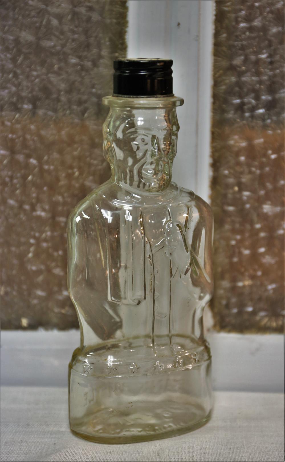 Lincoln bank bottle
