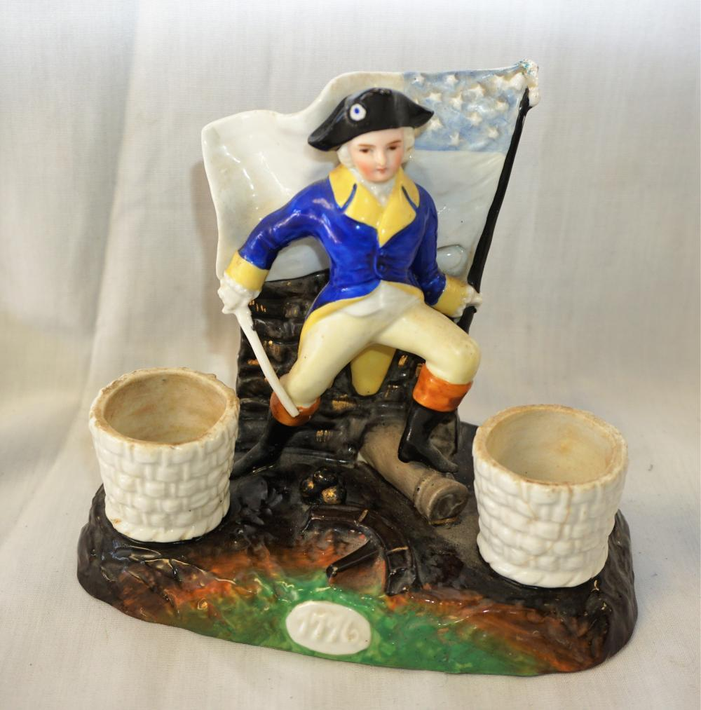 1776 Patriot match holder