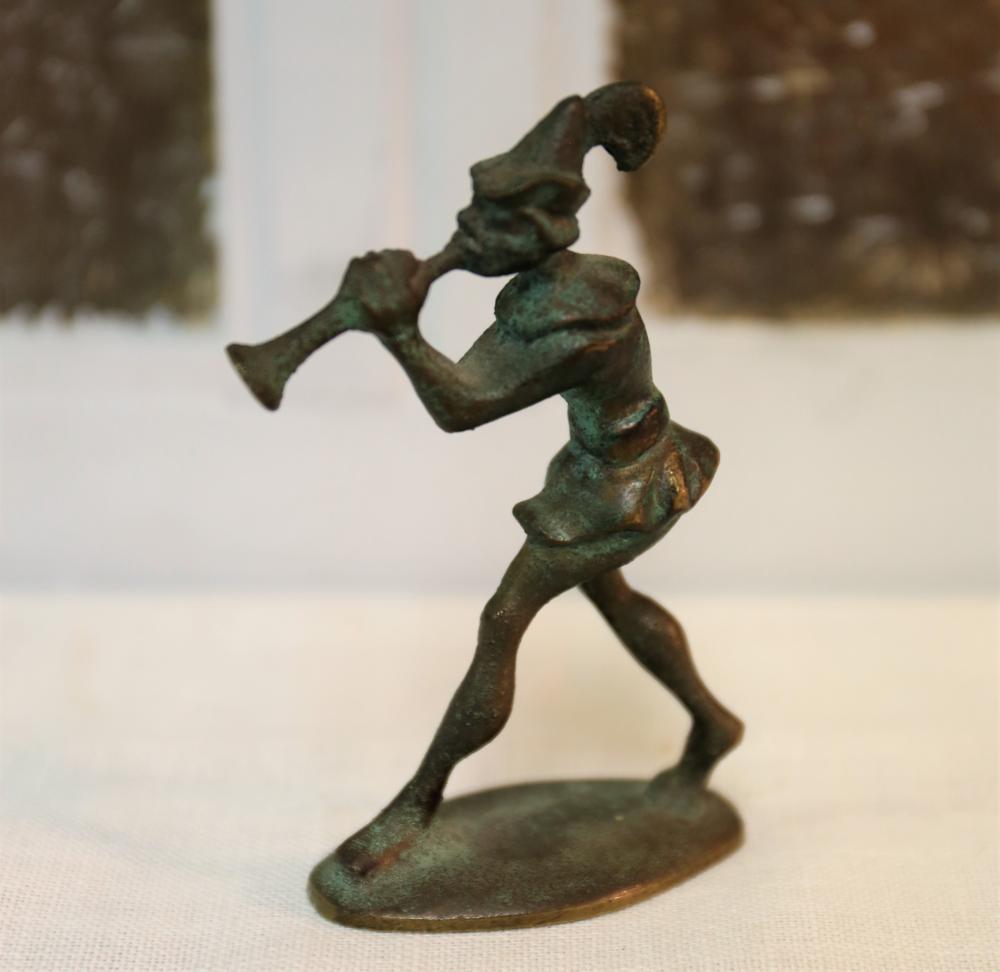 Pied Piper figurine