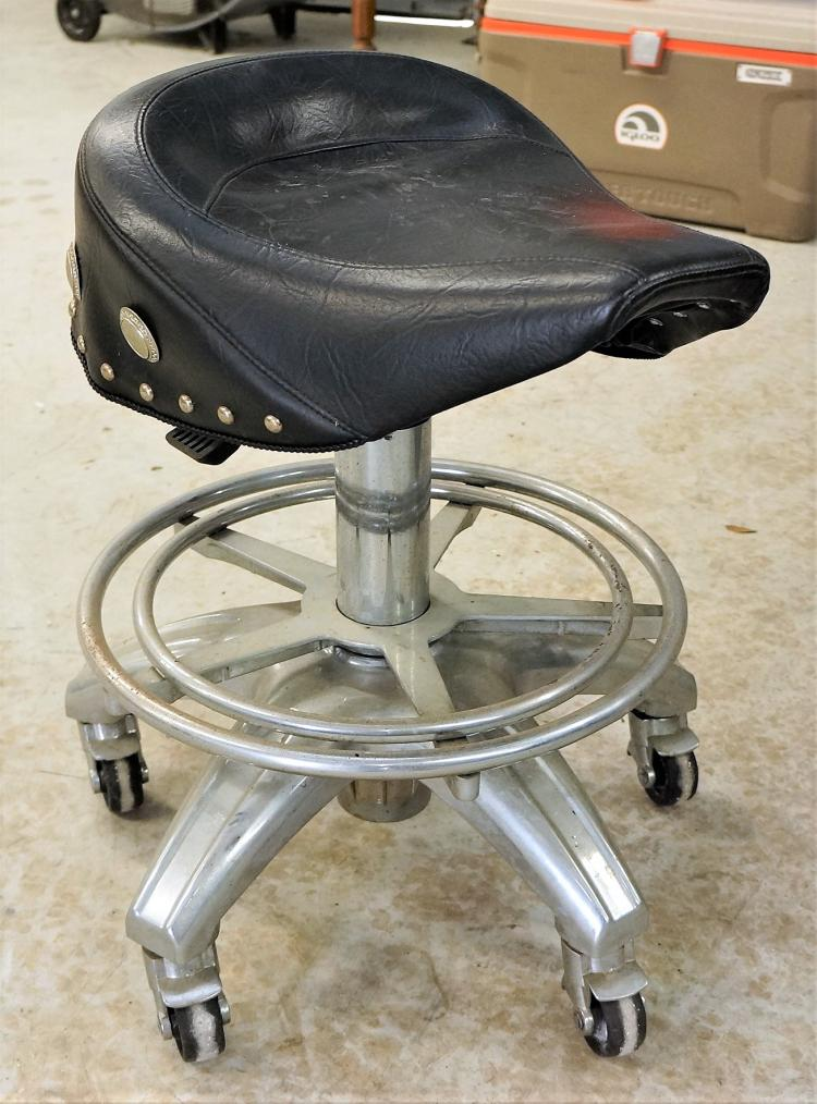 Motorcycle Stool