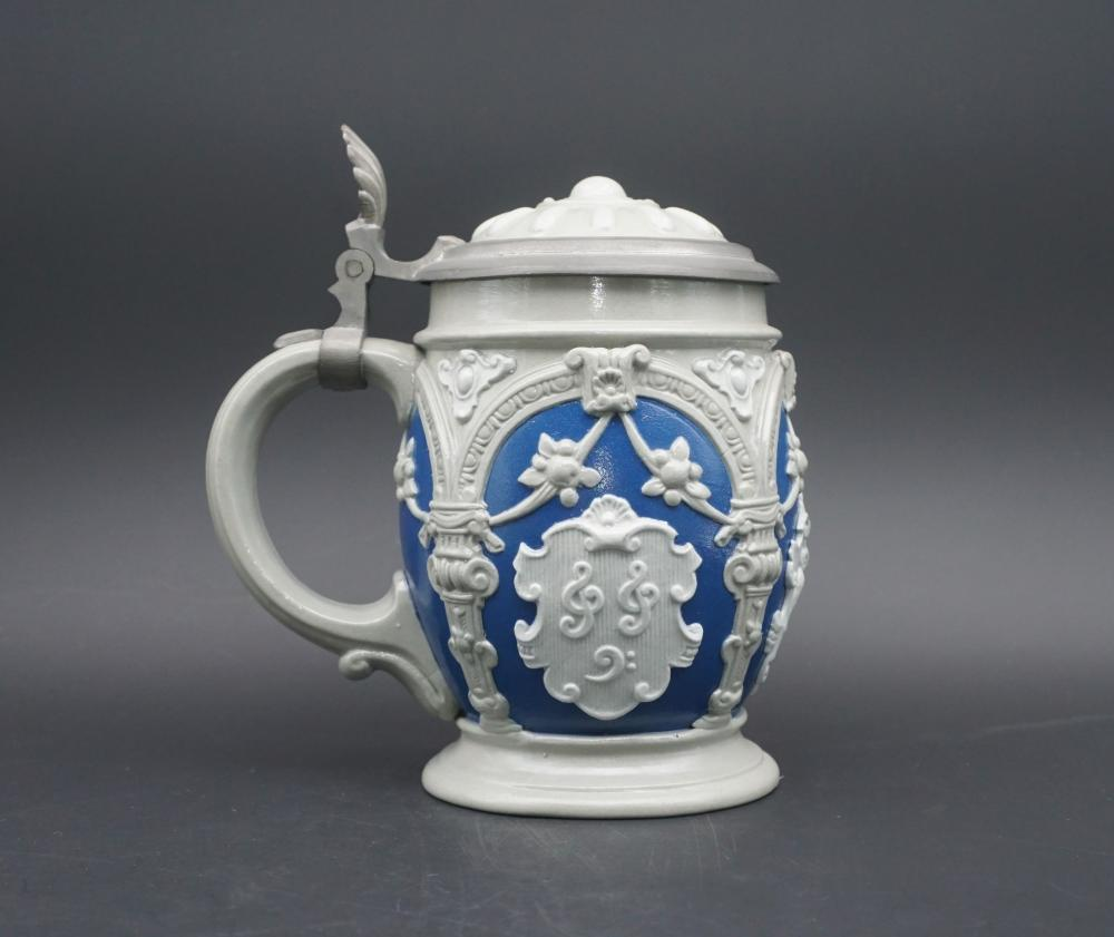 Villeroy and Boch lidded stein