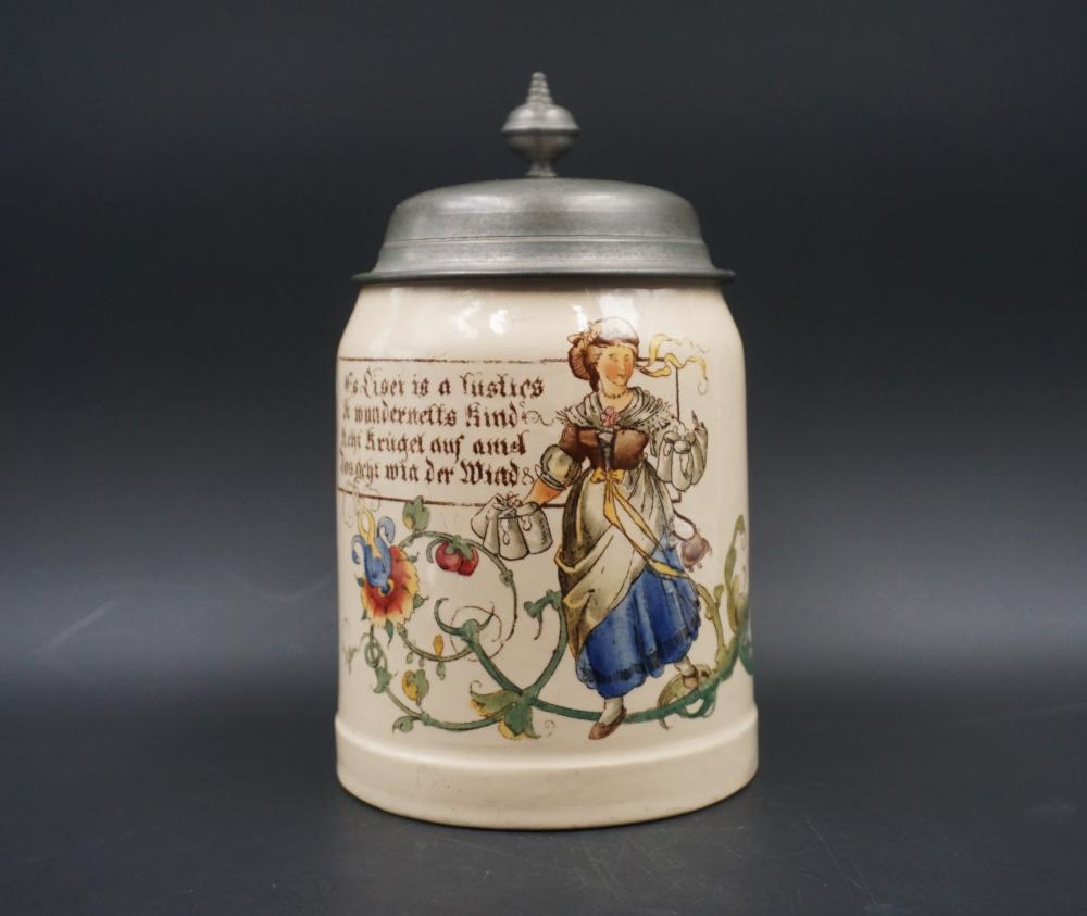 Villeroy and Boch stein
