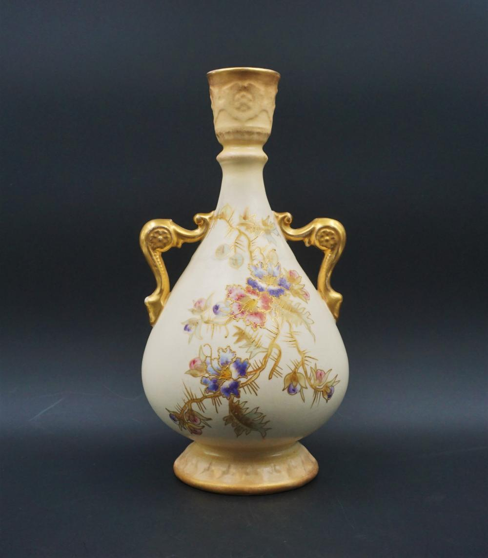 Royal Bonn Germany Franz Mehlem vase