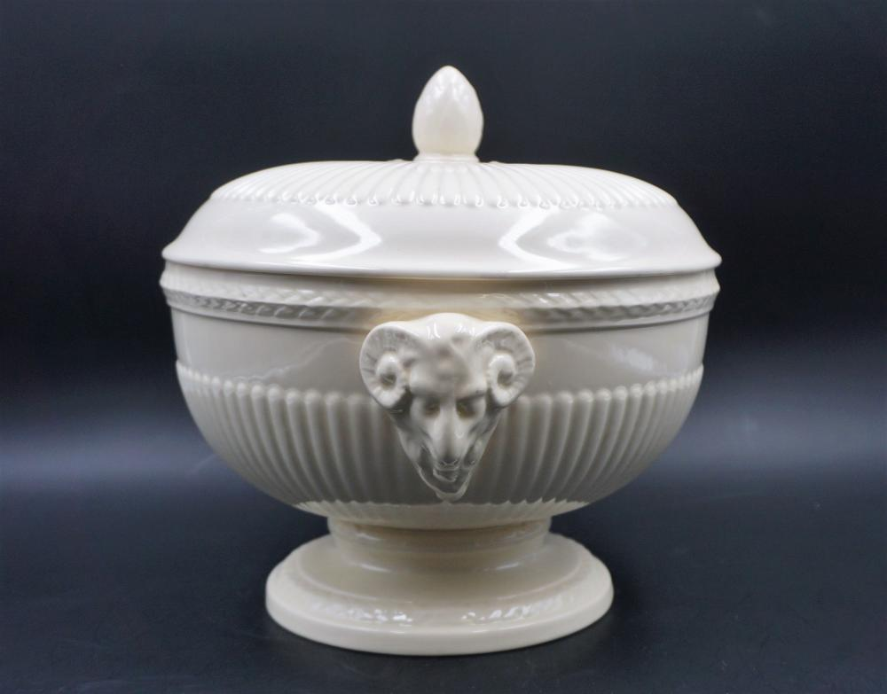 Wedgwood of Etruria rams head soup tureen