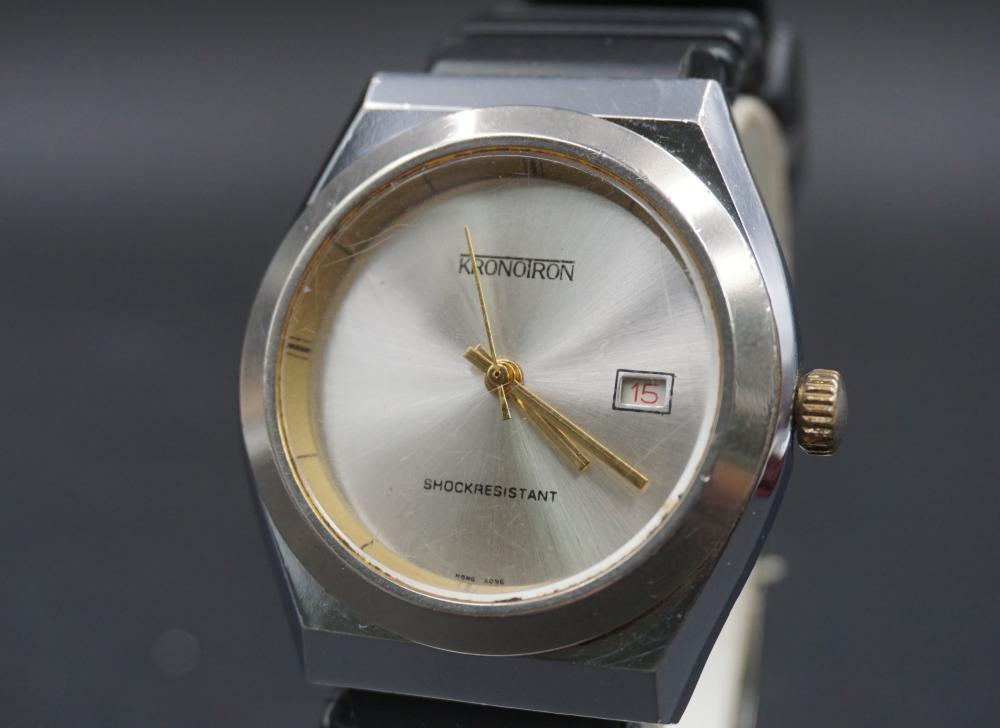 Kronotron watch