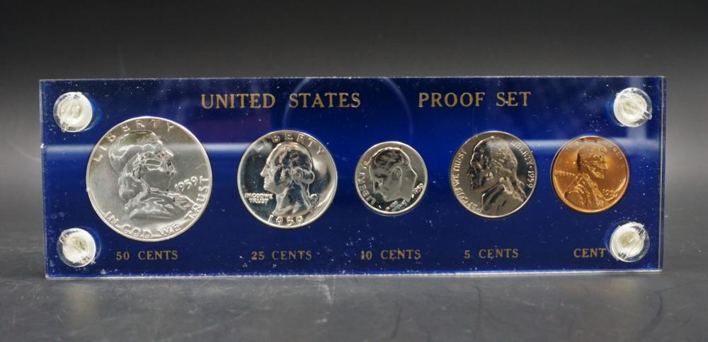 United States Proof Set 1959