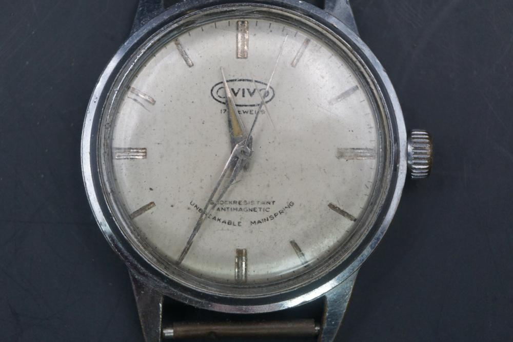 Ovivo men's watch