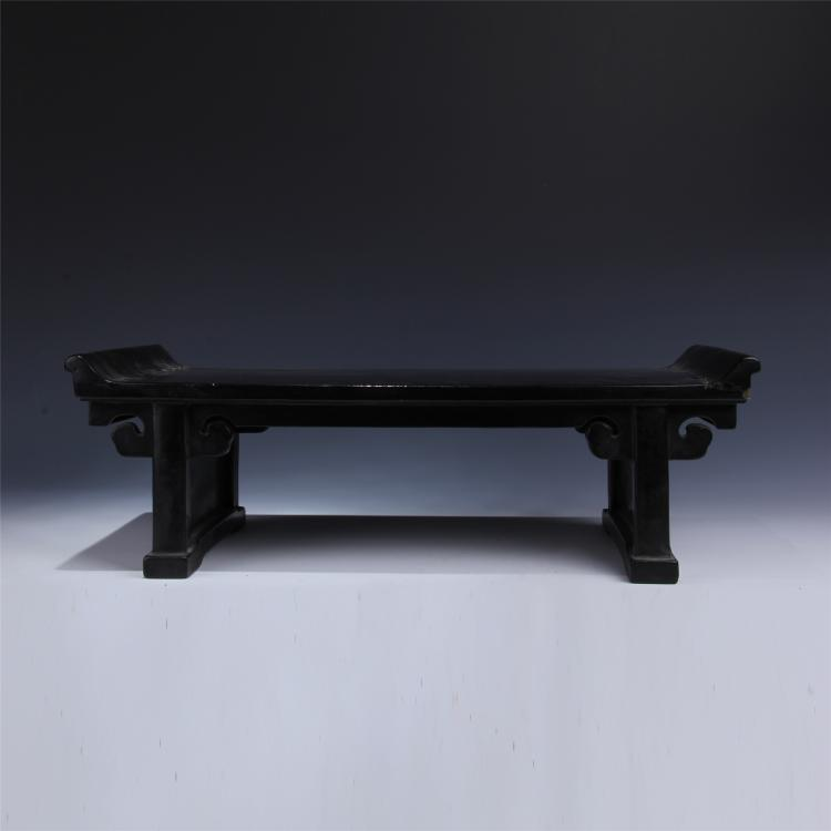 Surprising Small Chinese Black Lacquered Altar Table Pdpeps Interior Chair Design Pdpepsorg
