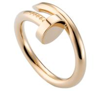 CARTIER JUSTE UN CLOU 18K ROSE GOLD RING