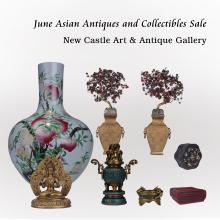 June Asian Antiques and Collectibles Sale