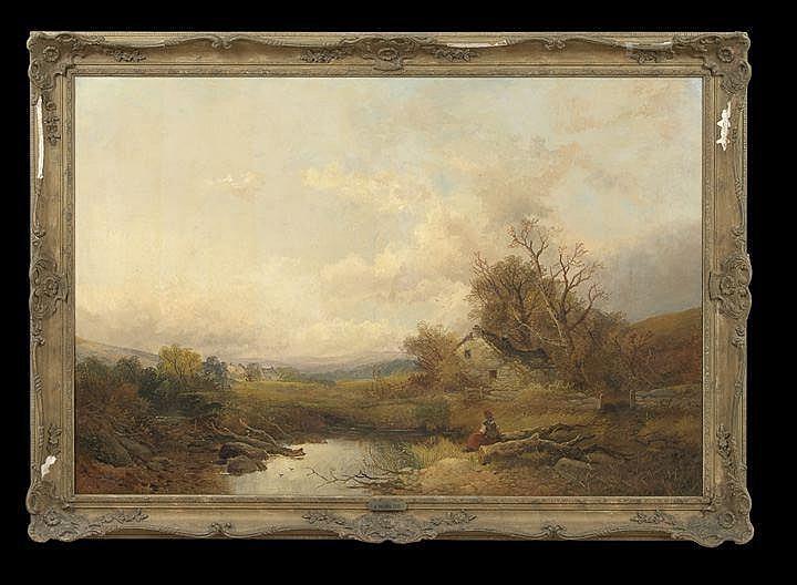 Joseph Horlor (British, 1809-1887)