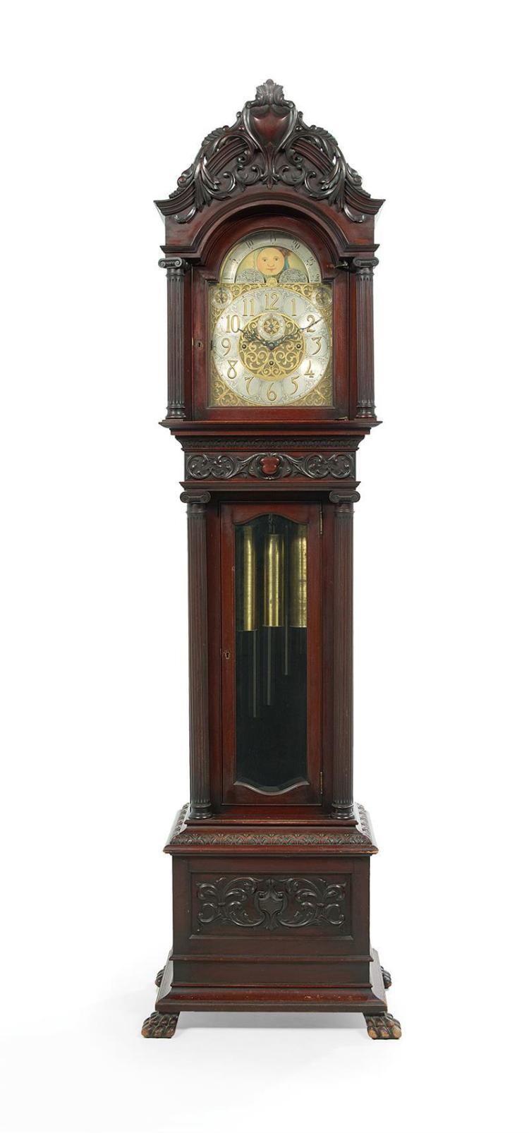 tall case clock dating Petite swedish gustavian tall case clock dating from the beginning of the 19th century the extravagantly decorated case retains most of.