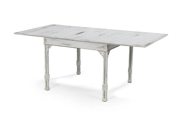 Georgian Style Painted GameDining Table : H0122 L124390674 from www.invaluable.com size 750 x 472 jpeg 15kB
