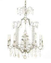 French Baroque-Style Chandelier