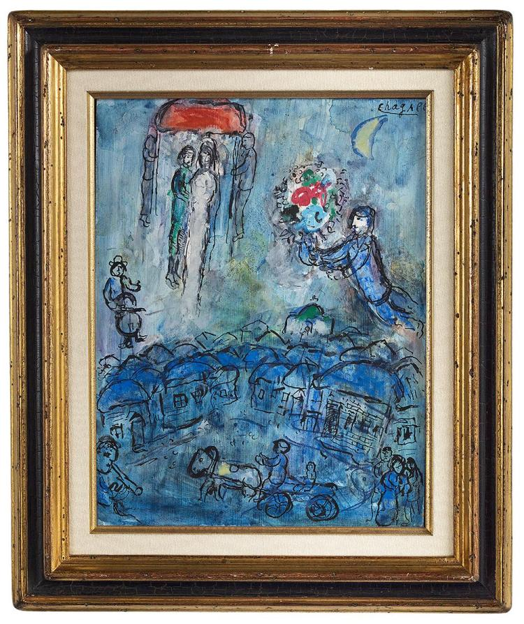 Marc Chagall, (Russian/French, 1887-1985), \