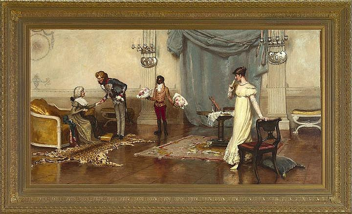 charles gogin artwork for sale at online auction charles