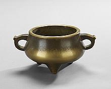 Chinese Bronze Vessel