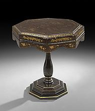 Chinese Sweetmeat Box/Table