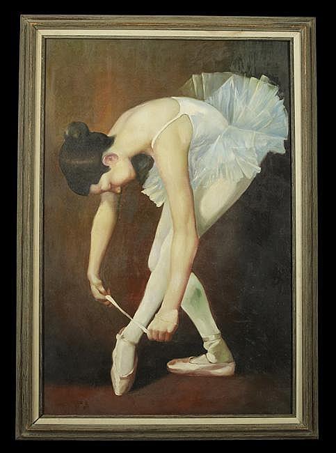 George Vuillard (French, b. 1956)