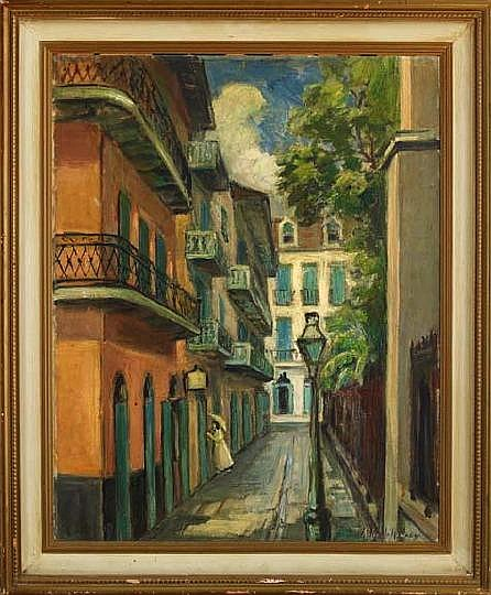Alberta Kinsey (American-Louisiana, 1875-1952)