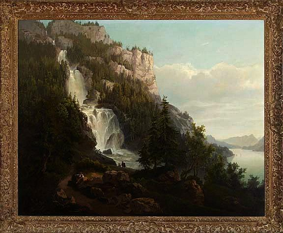 Arnold Albert Jenny (Swiss, 1831-1881)