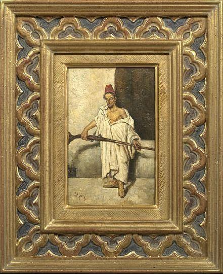 Nicolas Jiminez Caballero Navarro Alperiz (Spanish, 1865-1928)