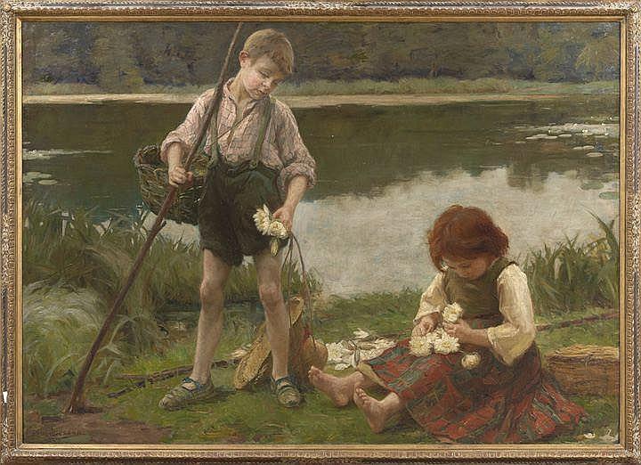 Paul Emmanuel Legrand (French, 1860- d.?)