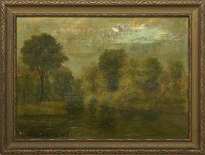William Birdsall Gifford (American, 1842-1929)