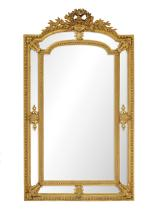 French Belle Epoque Giltwood
