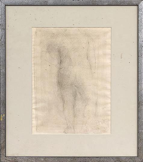 Edward Giobbi (American, b. 1926)