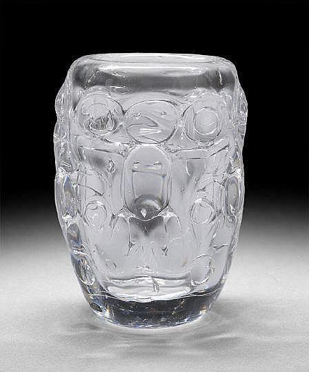 Bengt Edenfalk (Swedish, b. 1924) Art Glass