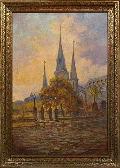 George Frederick Castleden (American/Louisiana,