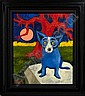 George Rodrigue (American/Louisiana, b. 1944), George Rodrigue, Click for value