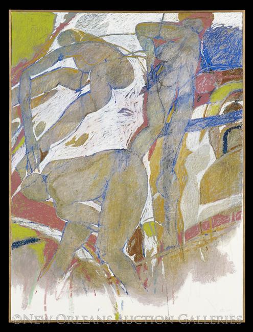 Otis Huband (American/Texas, b. 1933)