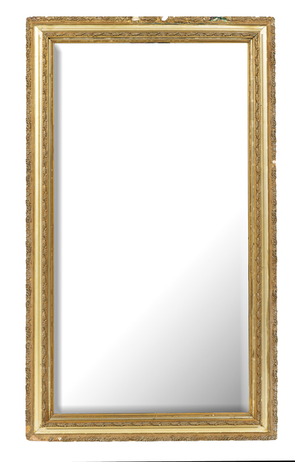 American giltwood mirror for M furniture gallery new orleans