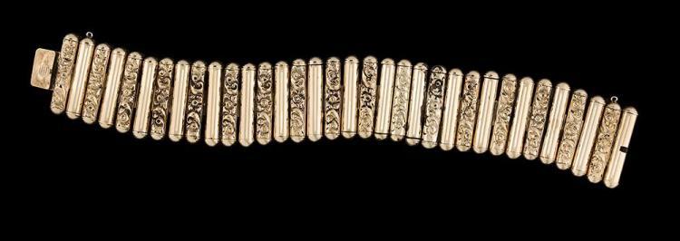 Antique Gold Bracelet