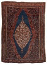 Semi-Antique Senneh Carpet