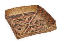 Chitimacha Indian River Cane Tray