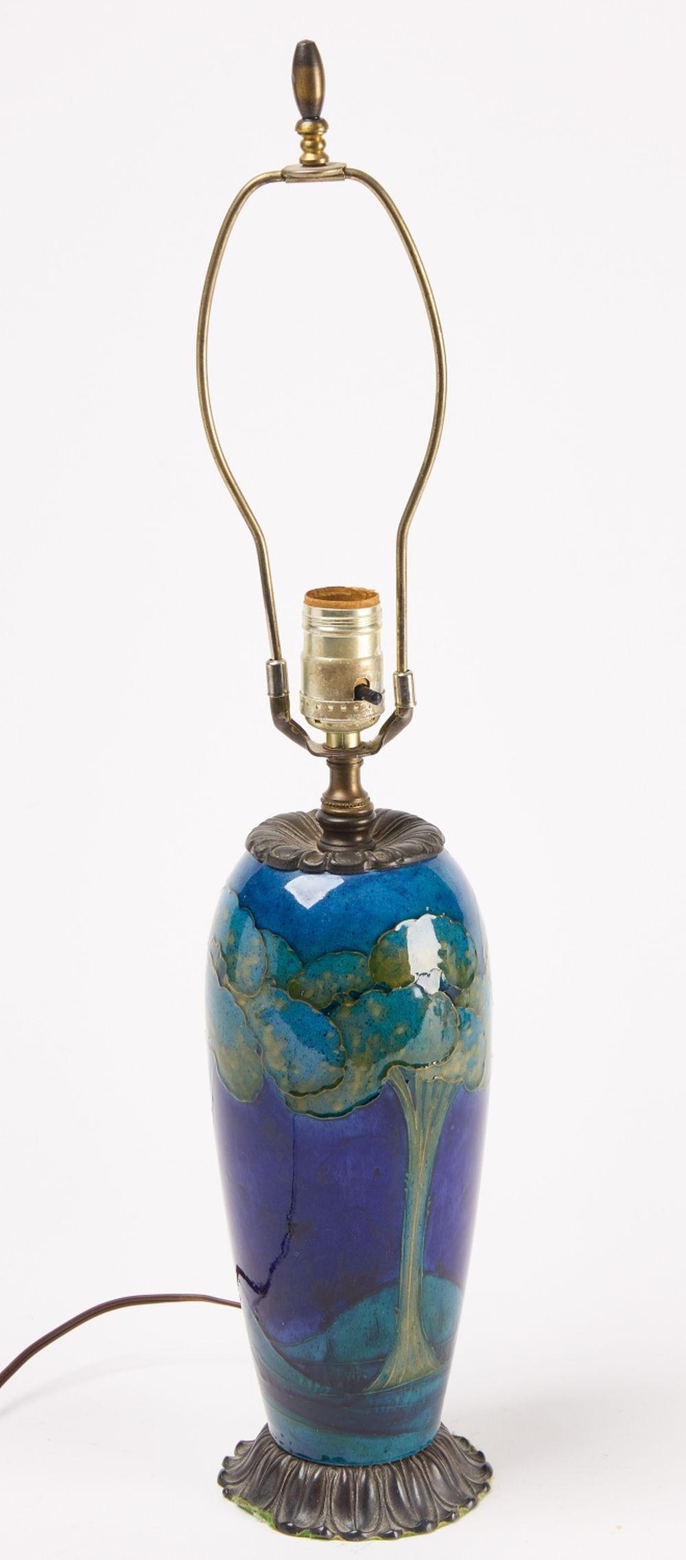 Moorecroft Moonlight Lamp