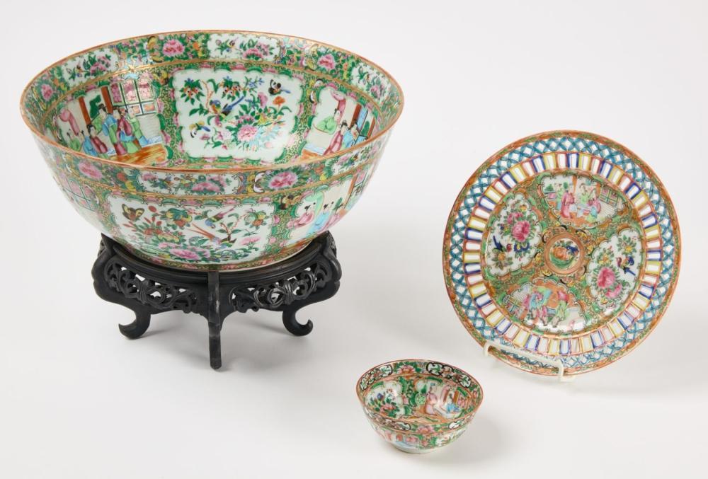 Good Imari Porcelain Lot