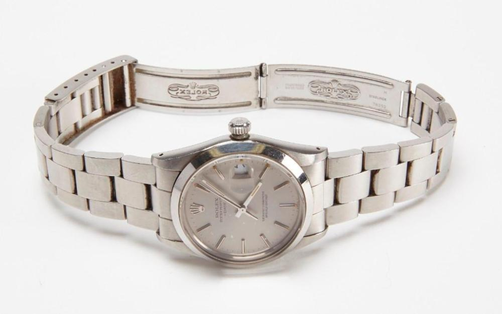 Rolex Watch - Perpetual Oyster White Face