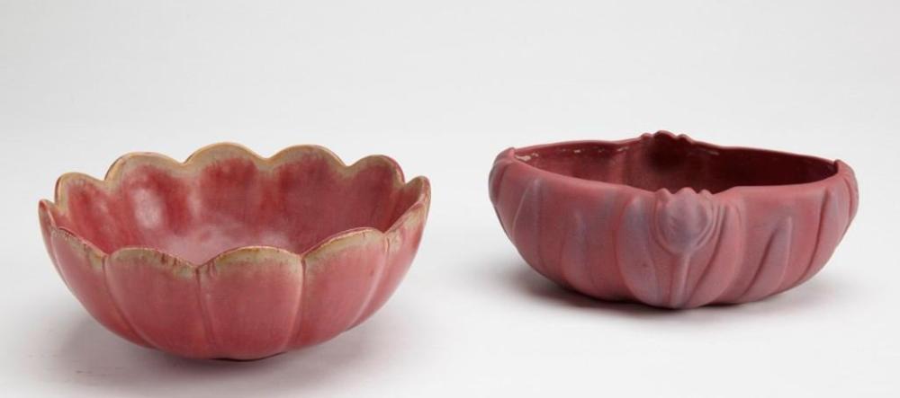Fulper and Van Briggle Pottery