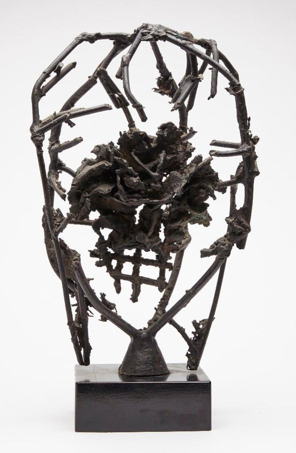 George Koras Bronze Sculpture 1959