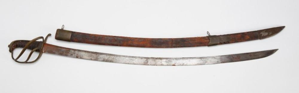 Early Sword and Scabbard