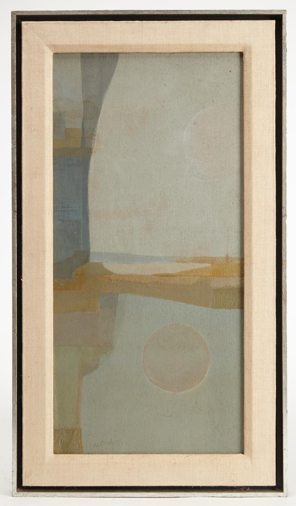 Abstract Painting 1971